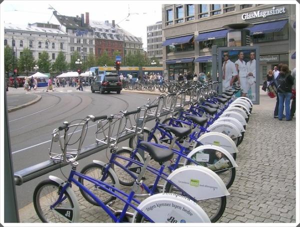 bikesharing-oslo-noruega